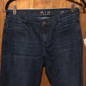 M. i. H. Straight Leg Jeans
